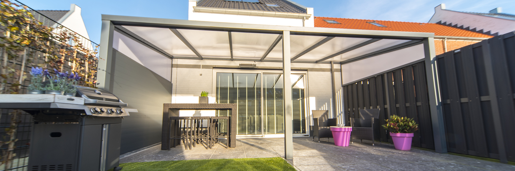In \'t hout Sierconstructies | Greenline veranda